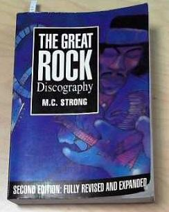 The great Rock-Discography. . Illustrations by Harry Horse