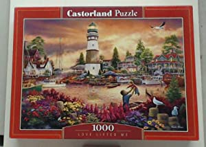Castorland C-103645-2 - Puzzle Love Lifted Me, 1000 Teile