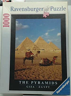 Ravensburger 1000 Puzzle: The Pyramids