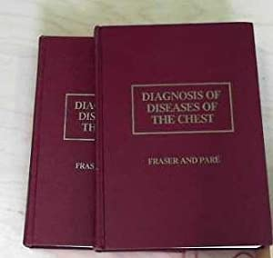 Diagnosis of Disealses of the Chest Volume 1 and 2