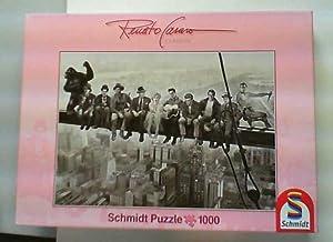 Schmidt Spiele Drehpause 1.000 Teile Renato Casaro Puzzle Erwachsenenpuzzle