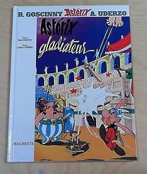 Asterix gladiateur: Uderzo, Albert und
