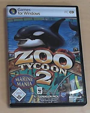 Zoo Tycoon 2 - Marine Mania (Expansion Pack)