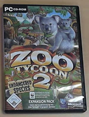 Zoo Tycoon 2: Endangered Species Expansion Pack