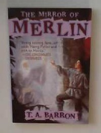 The Mirror of Merlin (DIGEST) (Lost Years of Merlin, Band 4)