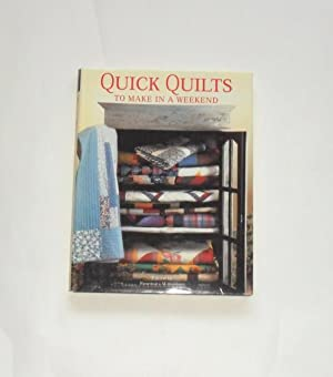 Quick Quilts to Make in a Weekend: Wilkinson, Rosemary