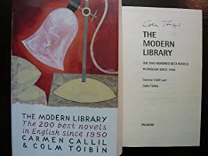The Modern Library : The Two Hundred: Callil, Carmen and