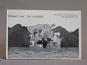 Die Jumblies +++ first German edition of: Lear, Edward und