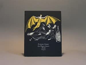 La Chauve-Souris Doree +++ Second Swiss edition: Gorey, Edward: