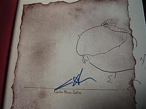 The Shadow of the Wind +++ exclusive: Zafon, Carlos Ruiz: