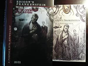 Edison's Frankenstein +++ rare traycased, limited edition: Crowther, Peter: