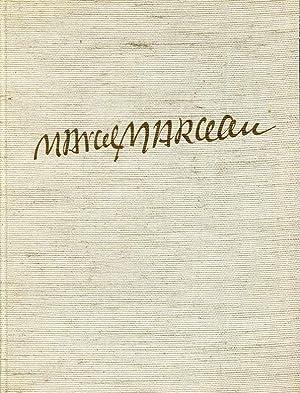 Le mime Marcel Marceau. Band 1.: Pawlikowski-Cholewa, Harald von