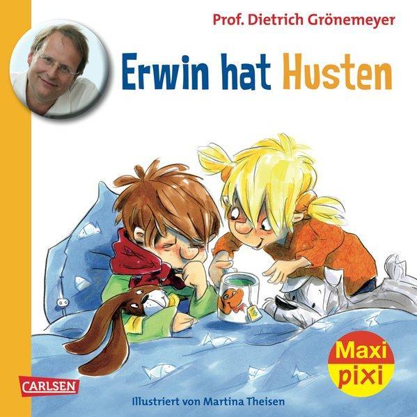 Maxi-Pixi Nr. 118: Erwin hat Husten