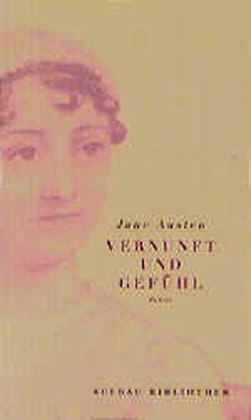 Vernunft und Gefühl: Austen, Jane: