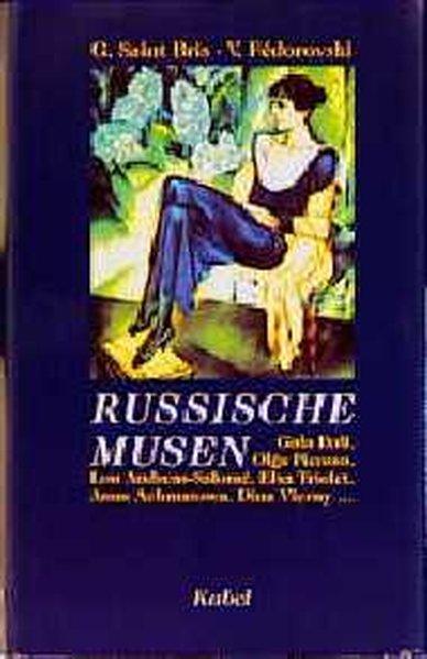 Russische Musen - Saint Bris, Gonzague und Wladimir Fedorowski