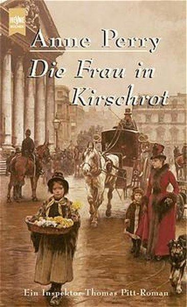 Die Frau in Kirschrot: Ein Inspektor Thomas: Perry, Anne: