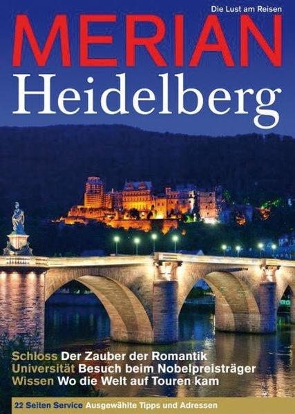 MERIAN Heidelberg (MERIAN Hefte) - Verlag, Jahreszeiten