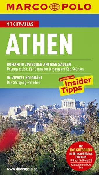 MARCO POLO Reiseführer Athen - Bötig, Klaus