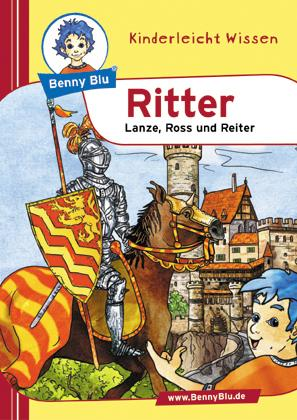 Ritter - Lanze, Ross und Reiter