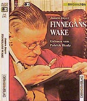 Finnegans Wake. Audiobook. 4 Cassetten. Gekürzte Fassung: Joyce, James: