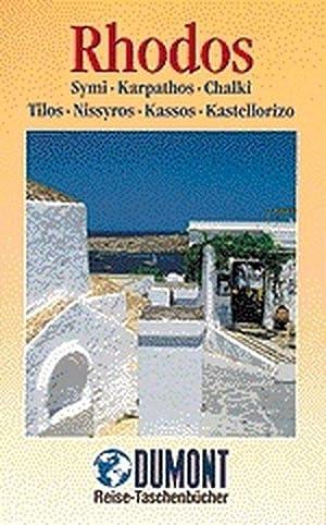 Rhodos: Symi - Karpathos - Chalki -: E. Latzke, Hans: