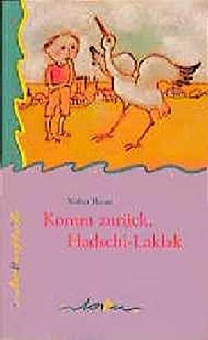 Tabu Taschenbücher, Nr.41, Komm zurück, Hadschi-Laklak: Basan, Walter: