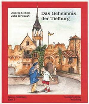 Spuk in Heidelberg / Das Geheimnis der: Liebers, Andrea und