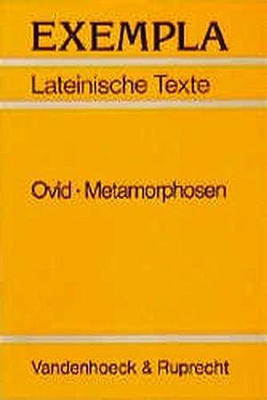 Metamorphosen: Ovid: