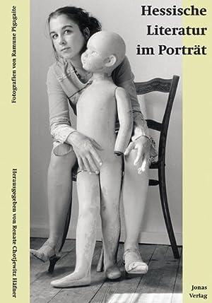 Hessische Literatur im Porträt. Fotografien von Ramune: Chotjewitz Häfner, Renate: