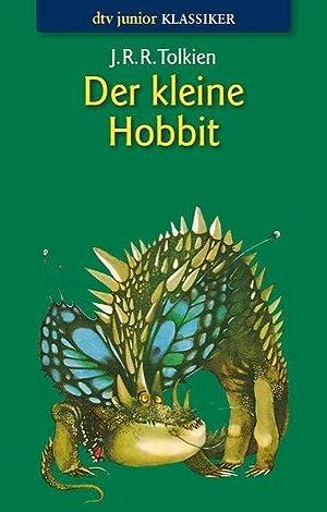 Der kleine Hobbit: Tolkien, J.R.R.: