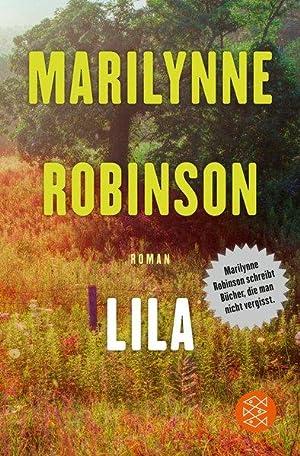 Lila: Roman: Robinson, Marilynne: