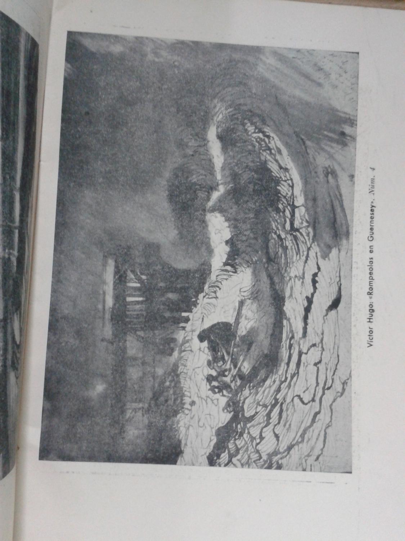 e738566ddde50 EXPOSICION VICTOR HUGO. Dibujos originales - Estampas - Manuscritos -  Libros. Catálogo No.
