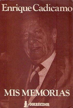 MIS MEMORIAS: Cadicamo, Enrique