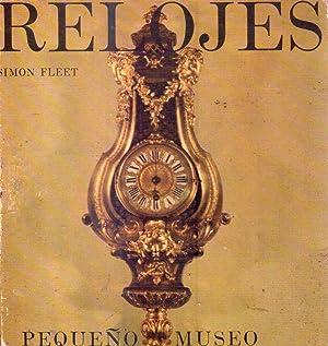 RELOJES. Traducción de Antonio Ribera: Fleet, Simon