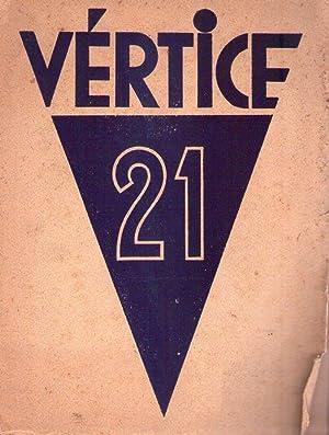 VERTICE - No. 21. Año II, septiembre: Prilutzky Farny de
