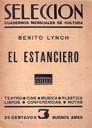 SELECCION. No. 3, septiembre de 1933. (El estanciero por Benito Lynch): Garcia Mellid, Atilio (...