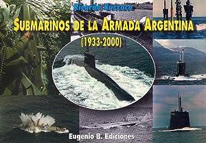 SUBMARINOS DE LA ARMADA ARGENTINA 1933 - 2000: Burzaco, Ricardo