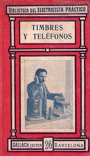 TIMBRES Y TELEFONOS: Caro y Anchia, Ricardo