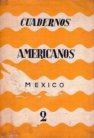 CUADERNOS AMERICANOS - No. 2 - Año: Silva Herzog, Jesus