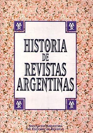 HISTORIA DE REVISTAS ARGENTINAS: Ripoll, Osvaldo Daniel