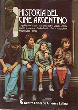 HISTORIA DEL CINE ARGENTINO: Couselo, Jorge Miguel
