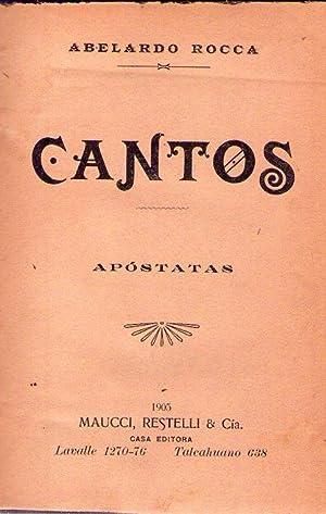CANTOS. Apóstatas: Rocca, Abelardo
