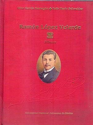 RAMON LOPEZ VELARDE. Album: Garcia Barragan, Elisa