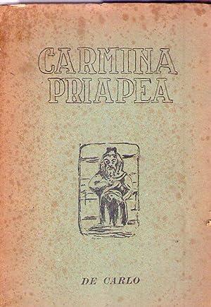 CARMINA PRIAPEA. Nella traduzione di Giovanni Bach