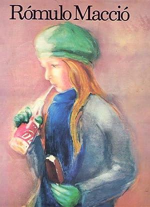 ROMULO MACCIO. Selección de pinturas / Selected paintings 1963 - 1980 (Con 69 ...
