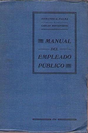 MANUAL DEL EMPLEADO PUBLICO: Palma, Edmundo G. - Monteverde, Carlos