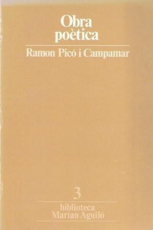OBRA POETICA: Pico I Campamar, Ramon