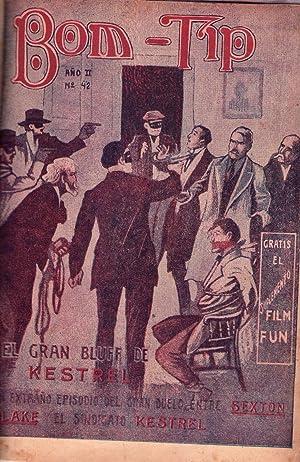 BOM TIP - Nos. 37 al 49 - Año II, marzo - julio 1920 / JOHN BULL - Nos. 39 al 61 - A&...