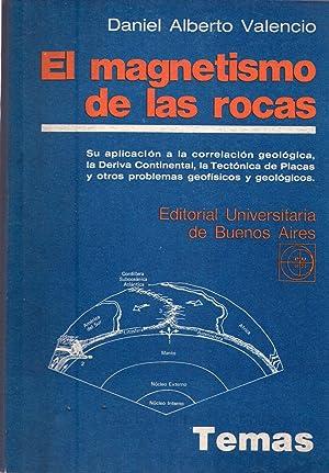 EL MAGNETISMO DE LAS ROCAS. Su aplicación a la correlación geológica, la ...