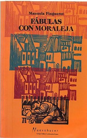FABULAS CON MORALEJA: Fingueret, Manuela